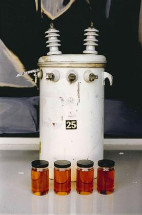 Mineral Oil Disposal
